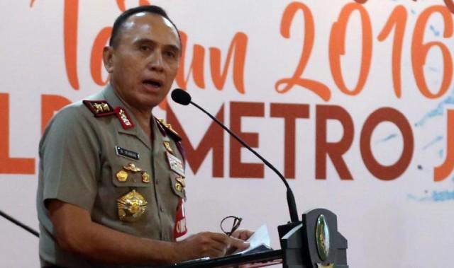 Habib Rizieq Dilaporkan, Kapolda Metro Tegas Menjawab: Tak Ada yang Kebal Hukum