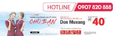 Khuyến mãi Thai Lion Air