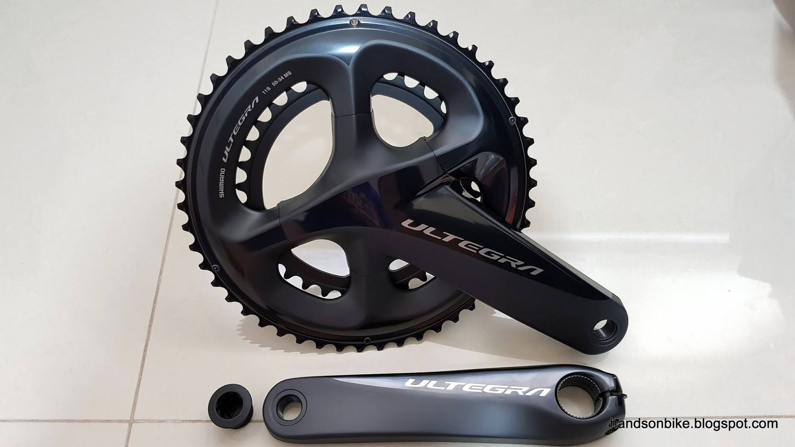 Hands On Bike Dahon Musp Crankset And Cassette Mini Group Set 11speed Slx Sprocket 46t However I Want To Install A Full Ultegra Groupset Not Mix The Components Therefore Still Decided Use New R8000 For This