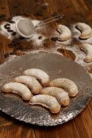 croissants, noel , graines de courge