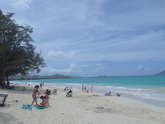 lanikai praia havai