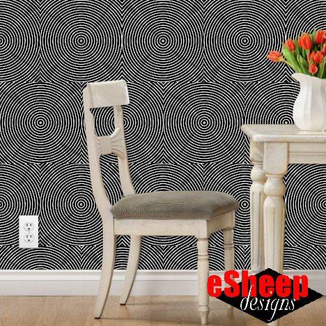 B&W wallpaper by eSheep Designs