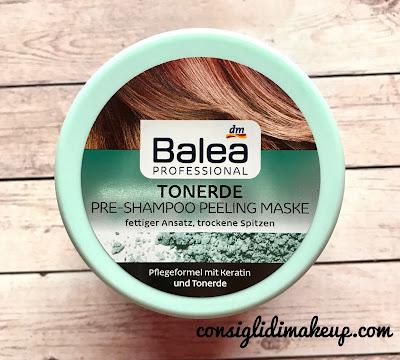 Peeling pre shampoo? Un ottimo alleato con Balea!