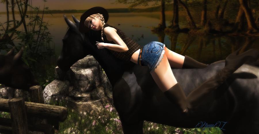 """ALEX MY HORSE"""