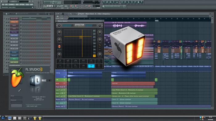 fl studio producer edition 11 0 2 with plugins bundle. Black Bedroom Furniture Sets. Home Design Ideas