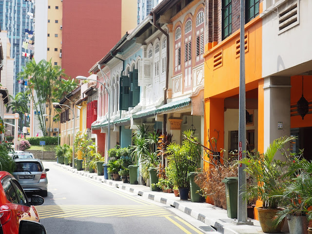 Keong Saik Road Singapur