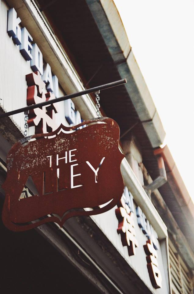 Penang - The Alley Cafe