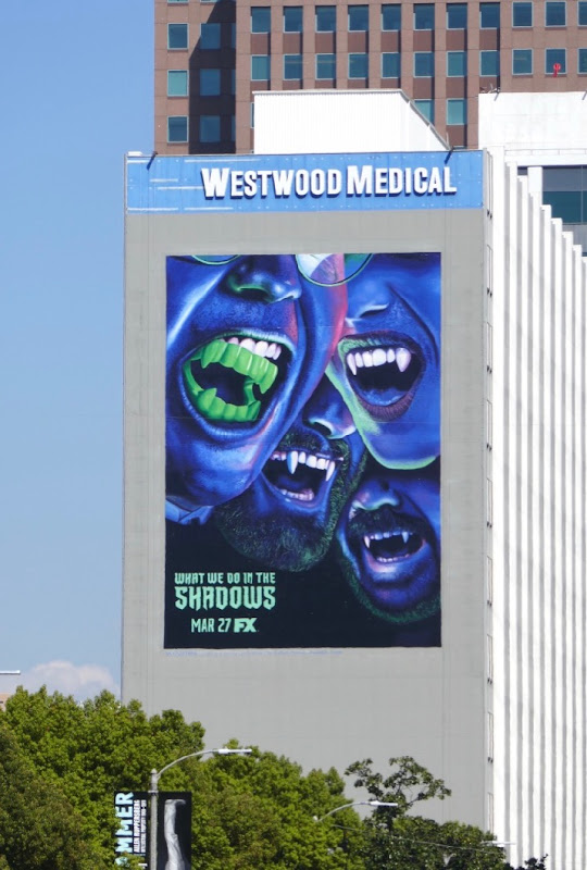 What We Do In The Shadows billboard