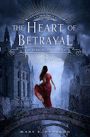 Cover The Heart of Betrayal