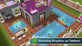 The Sims FreePlay Mod Apk Full Unlocked