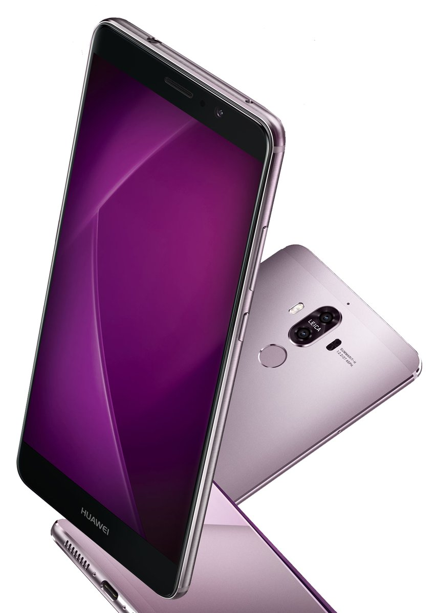 [Leaked] Huawei Mate 9 Shown Off In New Render