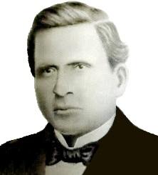 Retrato de Sebastián Barranca en susn inicios como científico