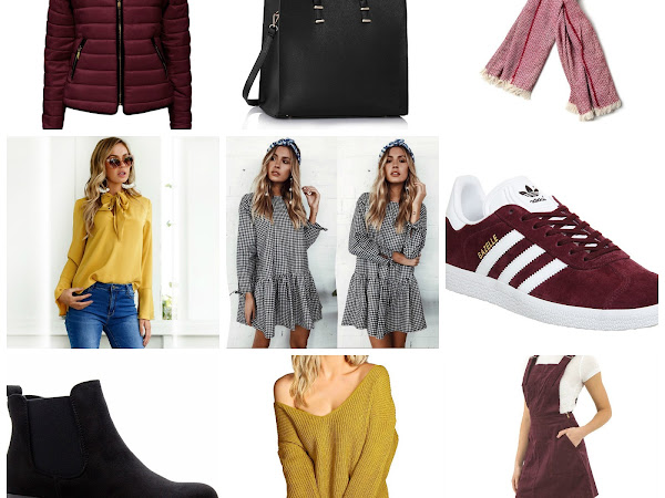 EBAY WISHLIST #AUTUMN EDITION