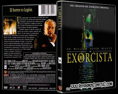 El Exorcista III [1990] español de España megaupload 2 links, 'cine clasico'