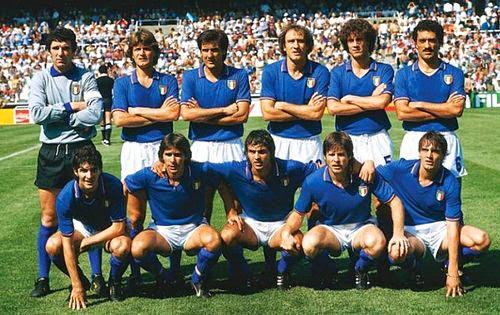 Copa do Mundo 1982: Itália Tricampeã