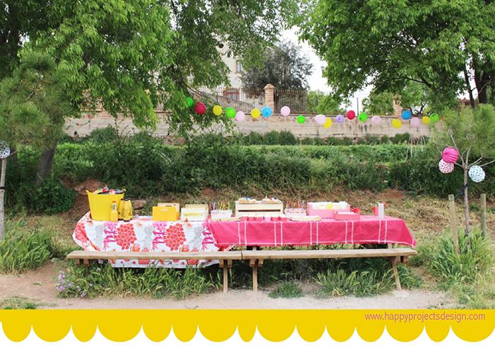 picnic dino party