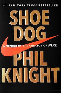 Shoe Dog: A Memoir by the Creator of NIKE pdf free download