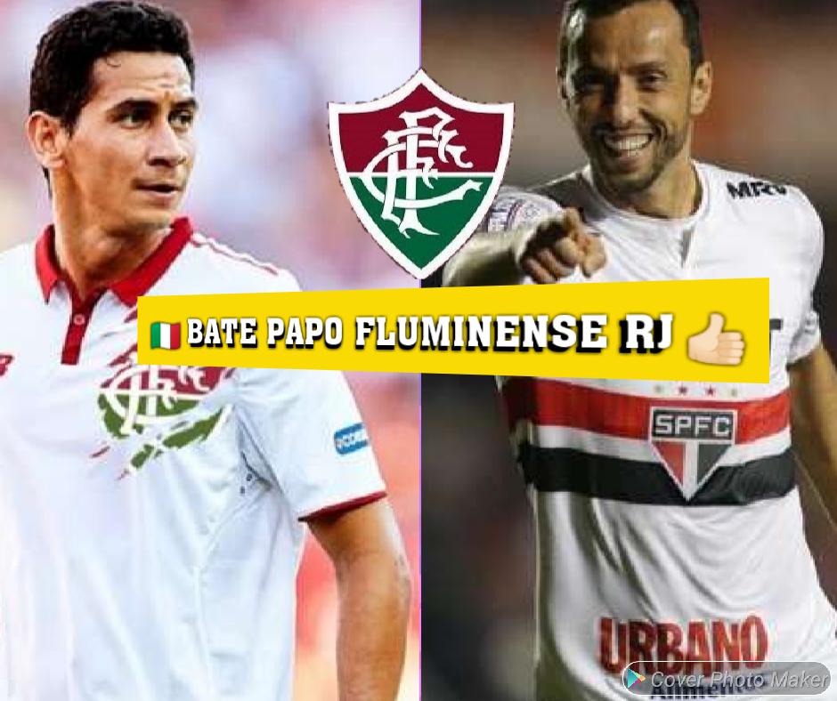 Cota extra de 30 Milhões animou o Fluminense a em vestir em Ganso e Nenê 01cc878e1df23
