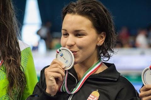 Késely Ajna 2017 legjobb utánpótláskorú sportolója