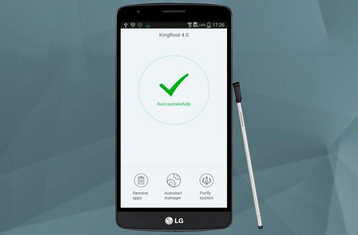 com rootear LG G3 stylus
