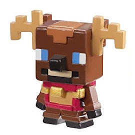 Minecraft Reindeer Mini Figures