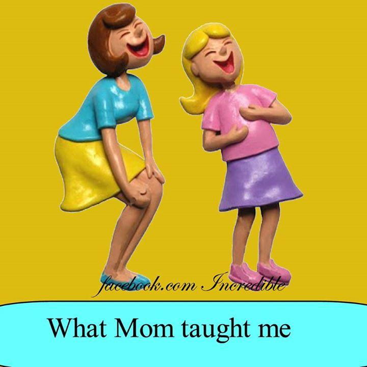 Mom taught me to masturbate? Yahoo Answers
