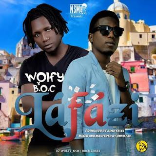 Wolfy – Lafazi Feat B.O.C ( @uncle_wolfy)