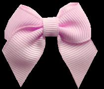 Laço de tecido rosa