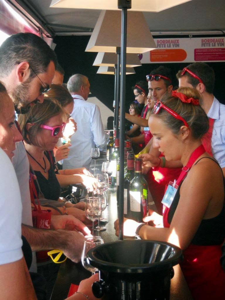 wijntourisme bordeaux, wijnfestival, bordeaux, grand cru classé, pomerol, wijn, wijnen