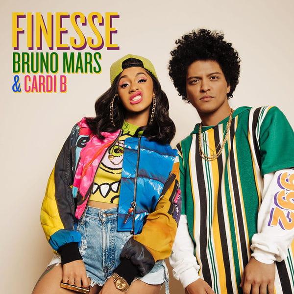 Bruno Mars – Finesse (Remix) [feat. Cardi B] – Single [iTunes Plus AAC M4A]