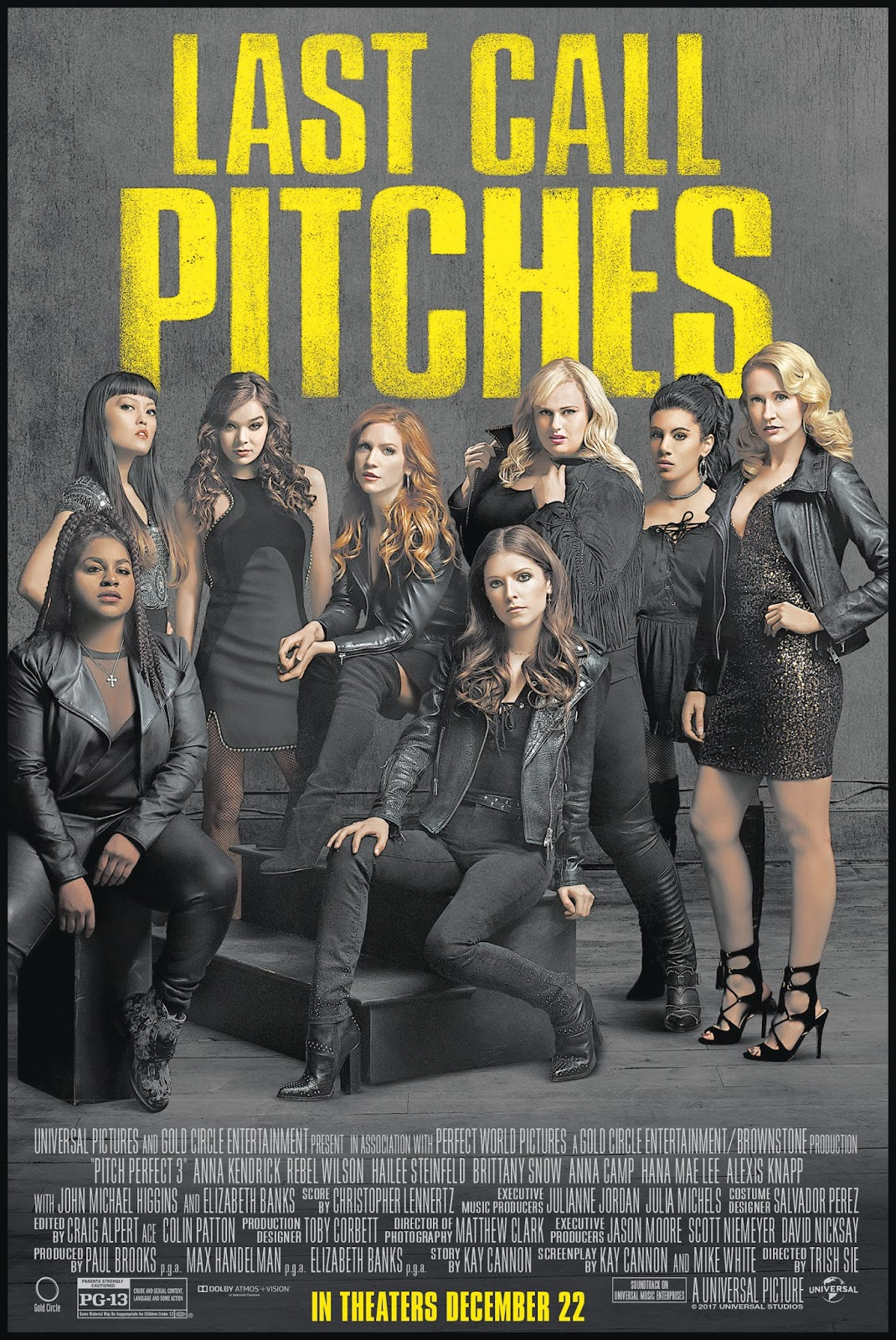 enter for a chance to win passes to see pitch perfect 3 in