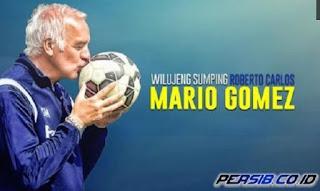 Profil Pelatih Persib Bandung Mario Gomez