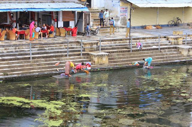 El río de la muerte. Bitrix-India 2011 - Sabíamos a los que nos arriesgábamos - Beatriz Tello