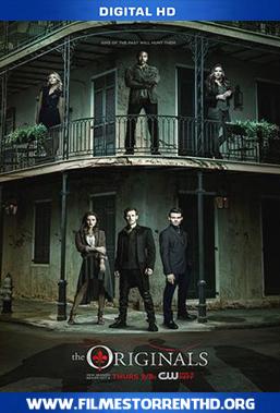 Baixar The Originals 3ª Temporada – HDTV Torrent Dublado (2015)