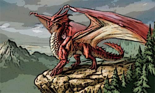 Los dragones Existieron alguna vez