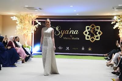 Sya'na, Lini Busana Muslim Ready To Wear dari Desainer Viena Mutia