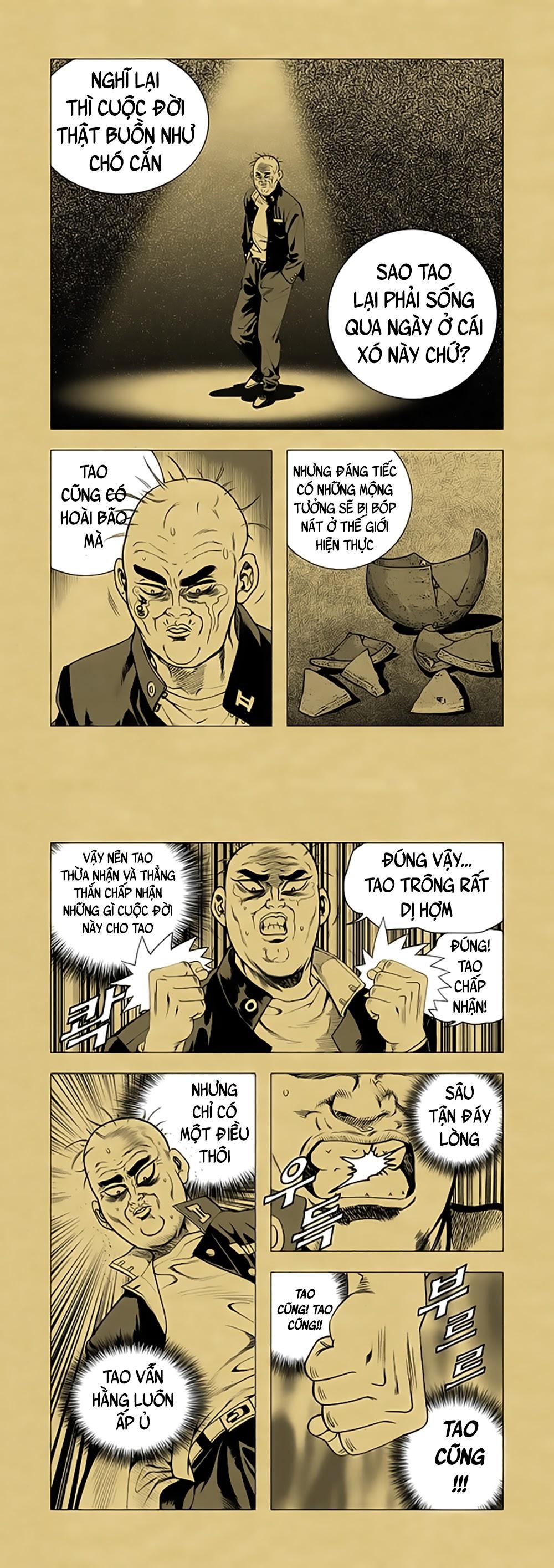 Lucky Ca Trở Lại - Lucky Jjang Returns 2012