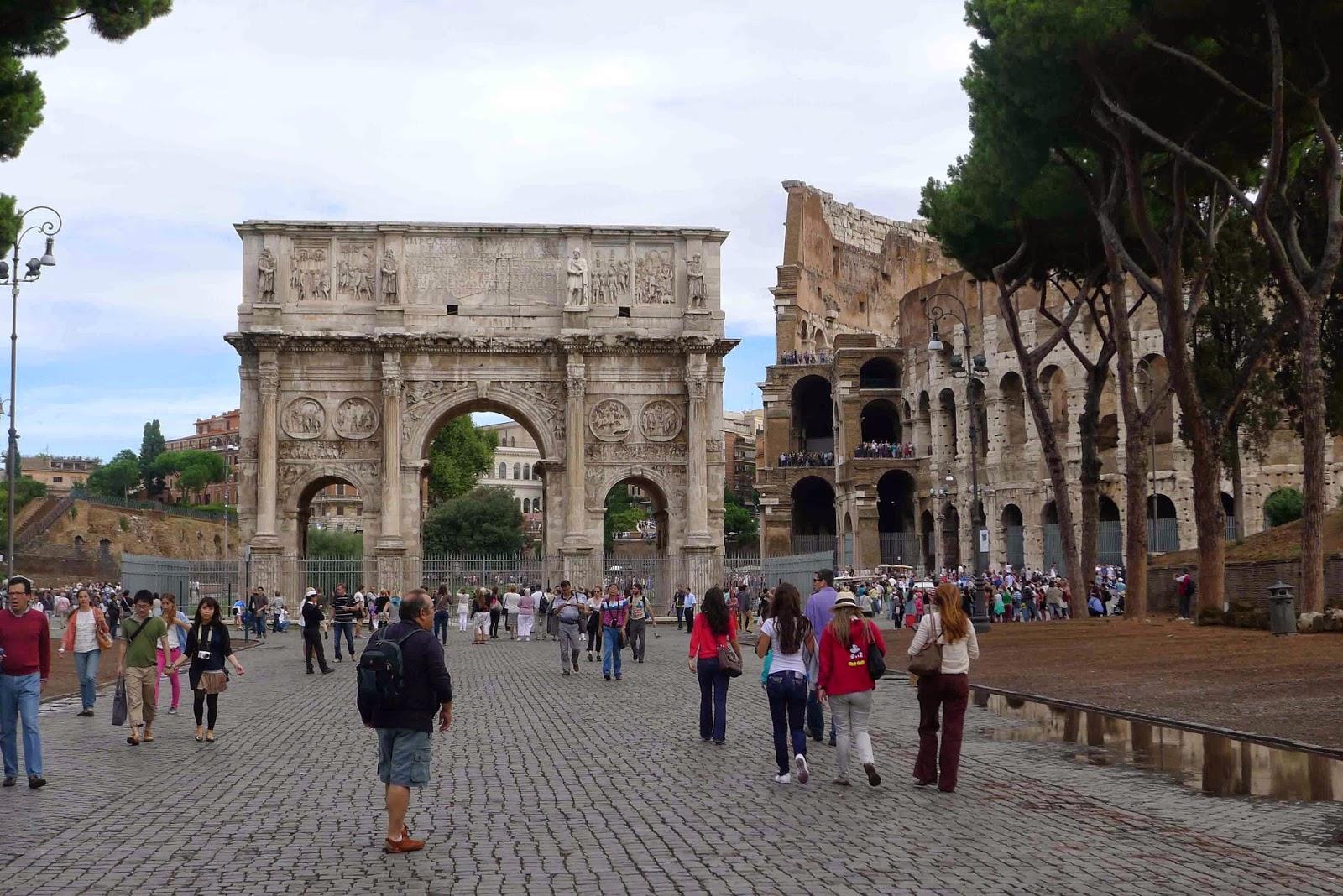 Constantine's Arc