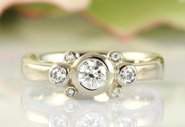 ring diamant fortolkning
