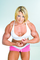 Show of Support for Female Bodybuilding