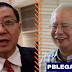 TOL : U-Turn jangan tajam sangat. Nanti jadi V-Turn pula. - kata Najib