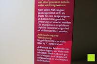 Verpackung Seite: Herbaria Blutquick, bio, 1er Pack (1 x 500 ml)