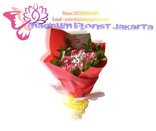 Pink-Rose-Flower-Bouquet-Magnum-Florist-Jakarta-06