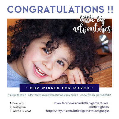 monthly winner little big adventures kindergarten and childcare photography