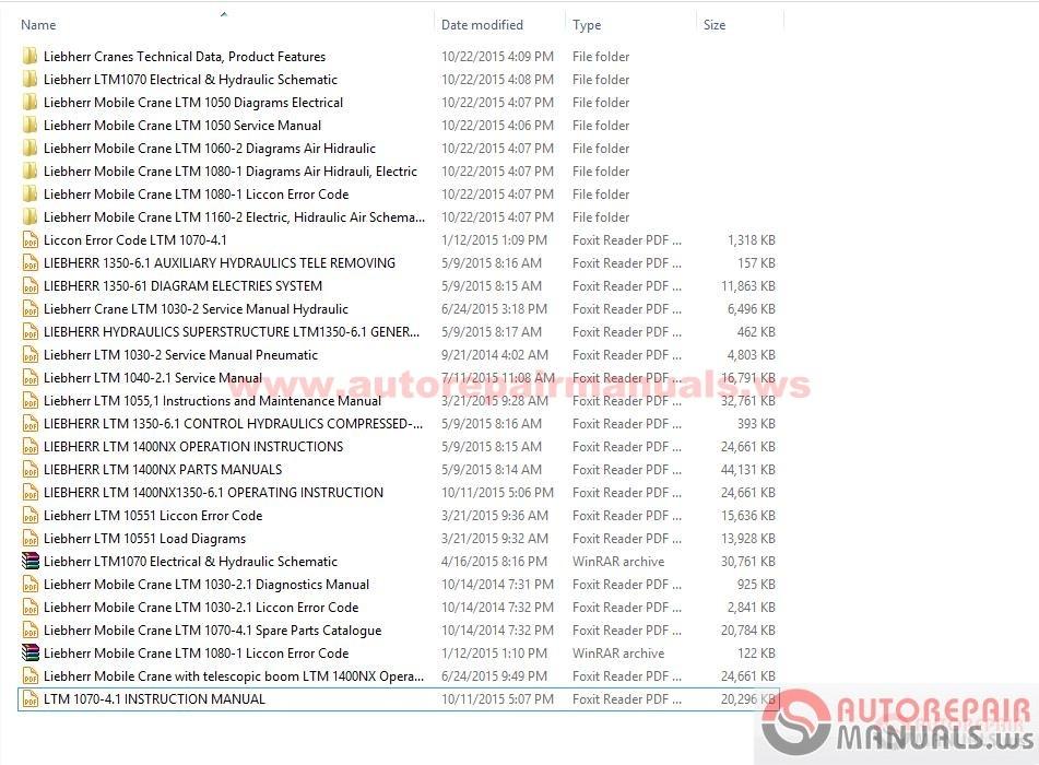 Linde Forklift Fault code L235 Service manual Pdf