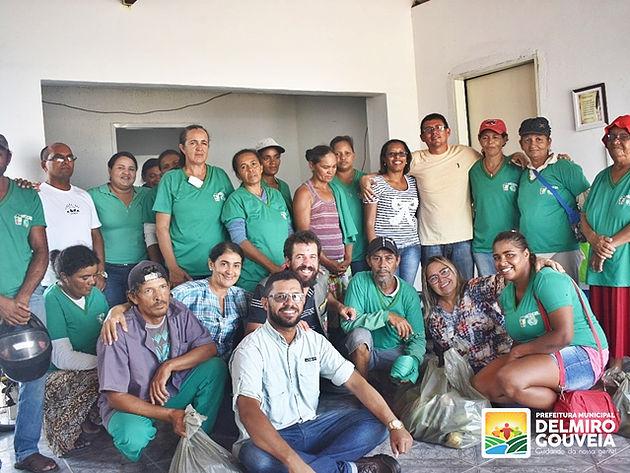 Em Delmiro Gouveia, 1.400 famílias são beneficiadas com doação simultânea de alimentos