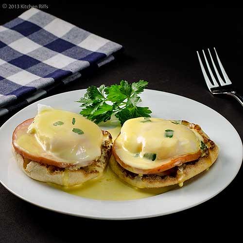Eggs Beneditct
