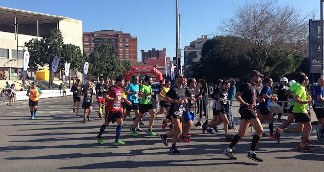 Carles Castillejo y Laura Dominguez se hacen con la victoria en la Maratest 2017