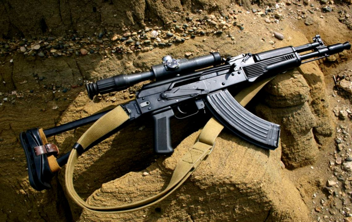 Ak47 Weapons Hd Wallpaper Opera Wallpapers