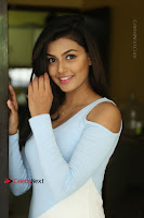 Anisha Ambrose Latest Pos Skirt at Fashion Designer Son of Ladies Tailor Movie Interview .COM 1118.JPG